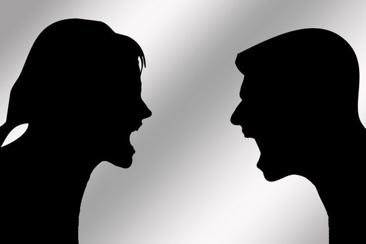 Le meilleur des insultes entre partenaires de vie