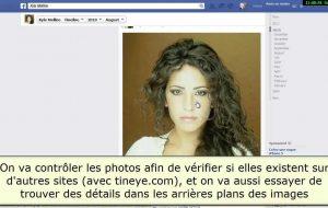 faux profil sur facebook, via youtube.com