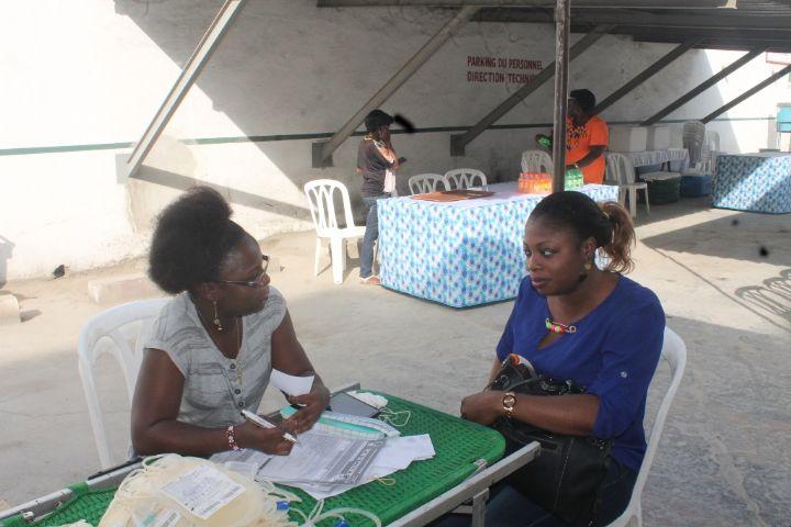entretien don de sang